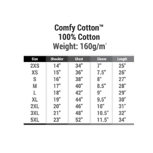 CT51 Comfy Cotton RN (160 gsm) 3