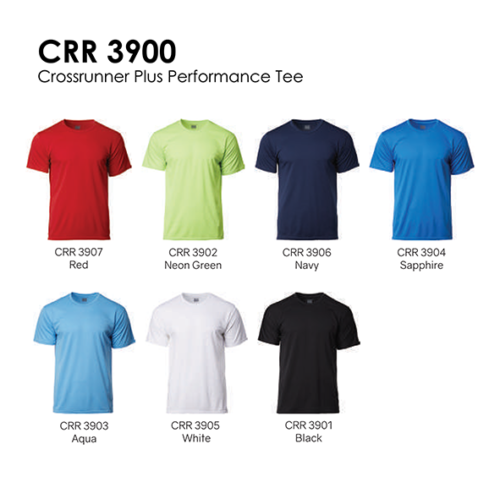 CRR3900 Crossrunner Plus Performance Tee 2