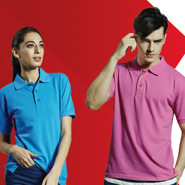 HC01 Plain Honeycomb Polo (Unisex) 5