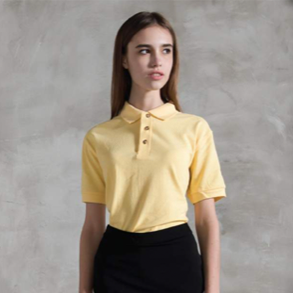 HC05 Plain Honeycomb Polo (Ladies) 7