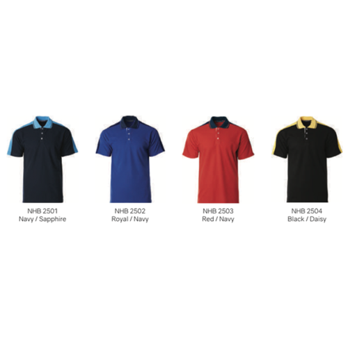 NHB 2500 Muller Cotton Polo 2