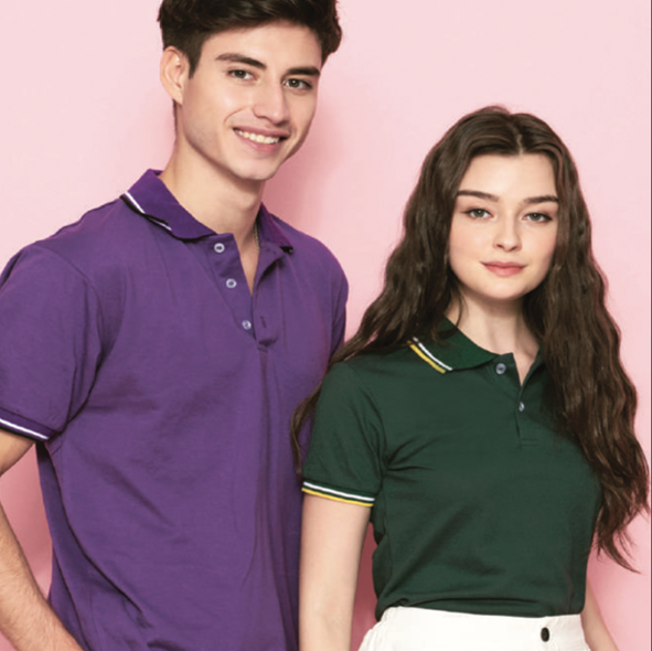 NHB 2700 Saffron Cotton Polo 6