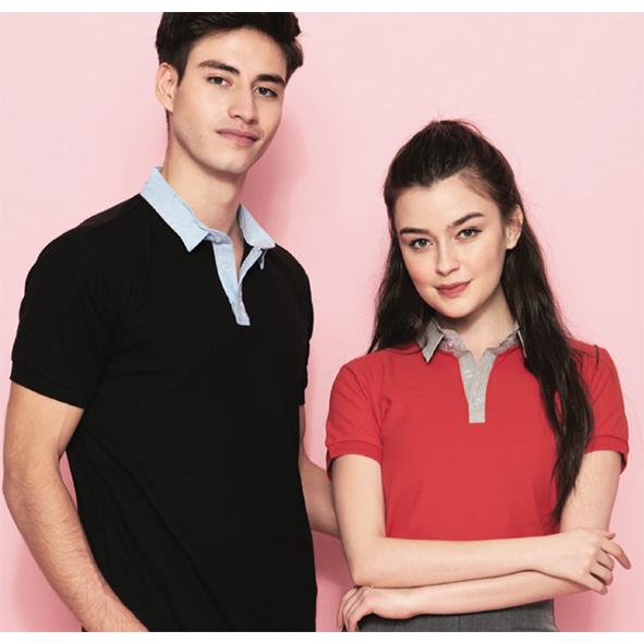 NHB 2800 Glance Cotton Polo 7