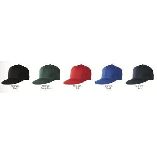 NHC1200 Snapback Caps (6 Panels) 2