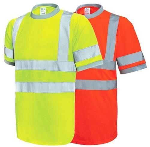 Safety Reflective Dri Fit T Shirt 1