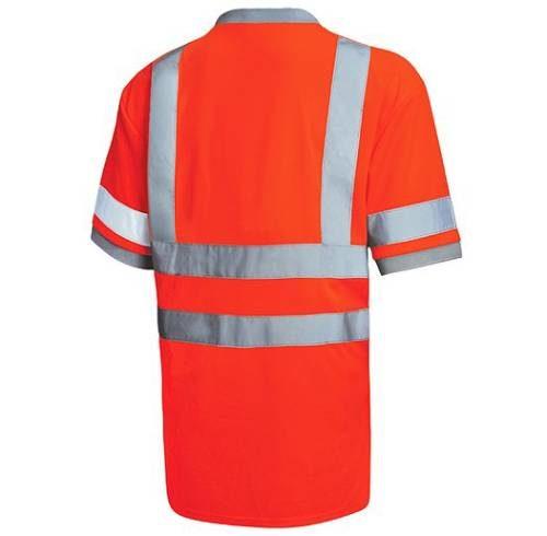 Safety Reflective Dri Fit T Shirt 2