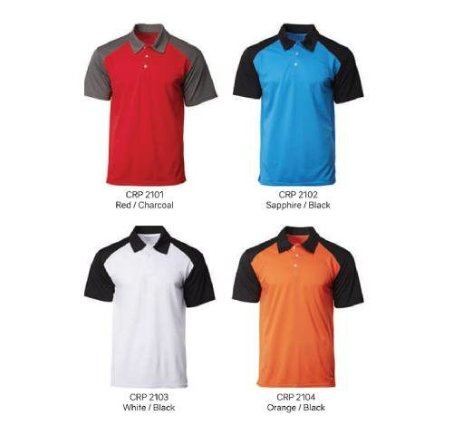 CRP2100 Infinite Dri Fit Polo 2