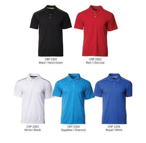 CRP2300 Oxley Dri Fit Polo 2