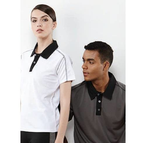 CRP1200 Optic Dri Fit Polo 1