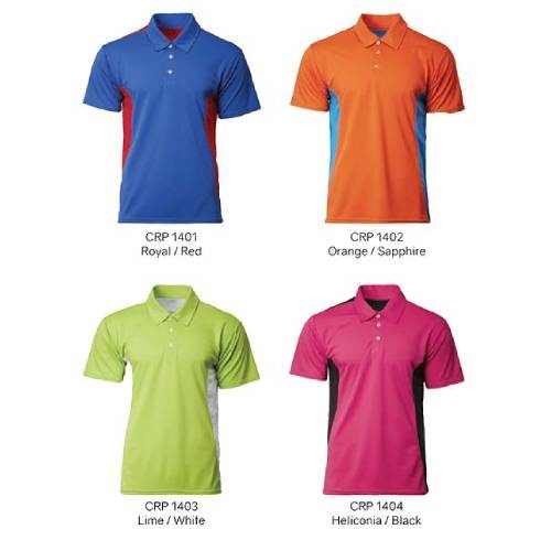 CRP1400 Explorer Dri Fit Polo 2