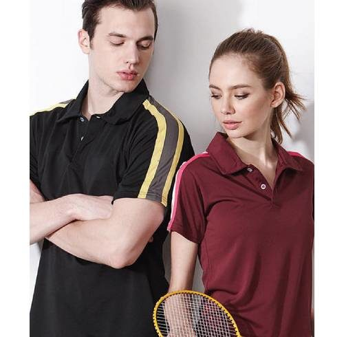 CRP1600 Racer Dri Fit Polo 1