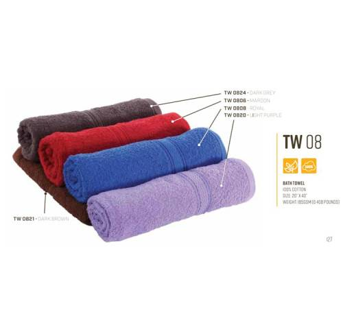 TW08  Bath Towel 5
