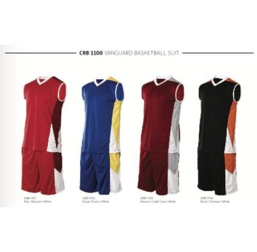 CRB1100 - Vanguard Basketball Suit 1