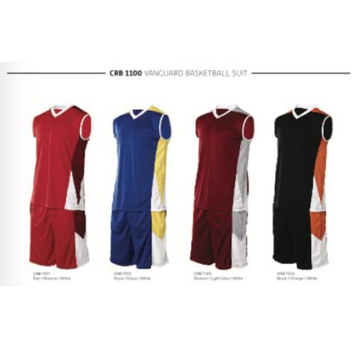 CRB1100 - Vanguard Basketball Suit 4