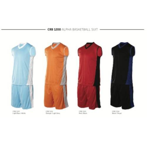 CRB1200 - Alpha Basketball Suit 1
