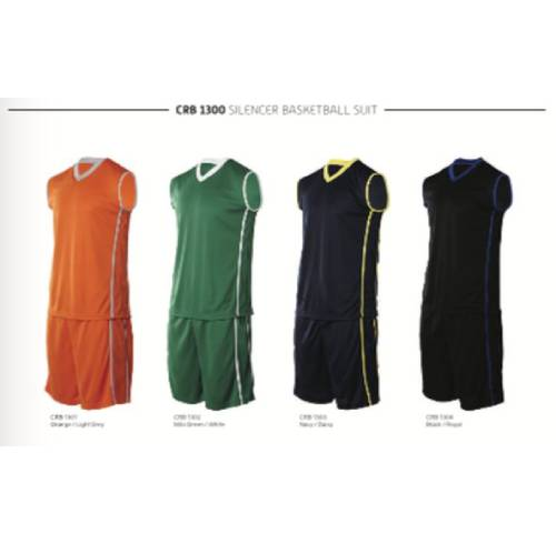 CRB1300 - Silencer Basketball Suit 4