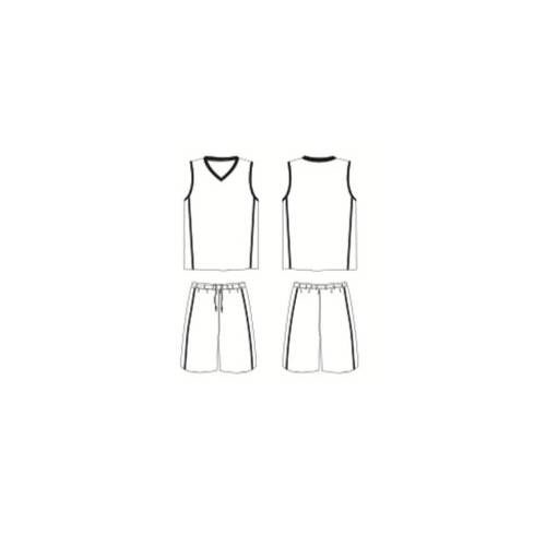 CRB1300 - Silencer Basketball Suit 2
