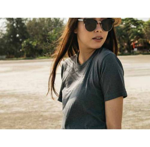 CT53 Ladies Cotton Roundneck (160 gsm) 6