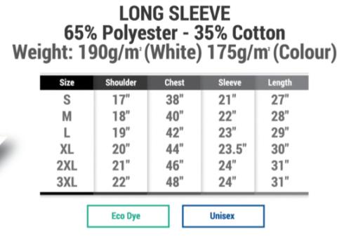 SJ03 Polyester Cotton Long Sleeve Polo Shirt 3