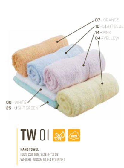 TW01 Hand Towel 2