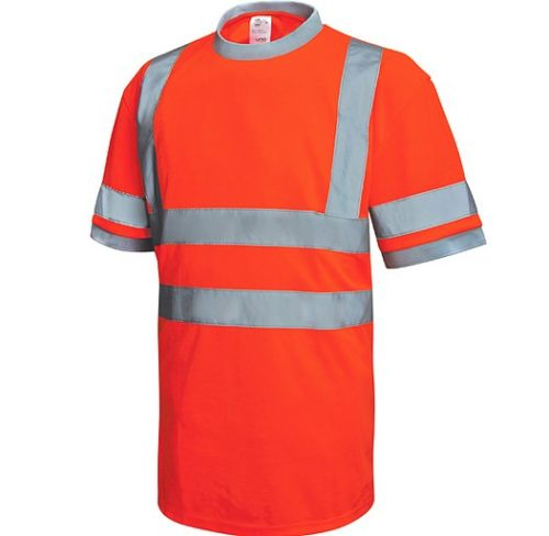 Safety Reflective Dri Fit T Shirt 3