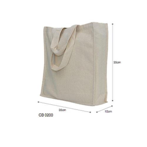 CB0200 8oz Natural Cotton 1