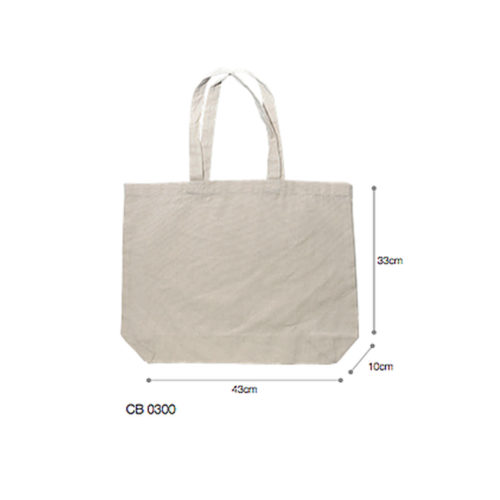 CB0300 8oz Natural Cotton 1