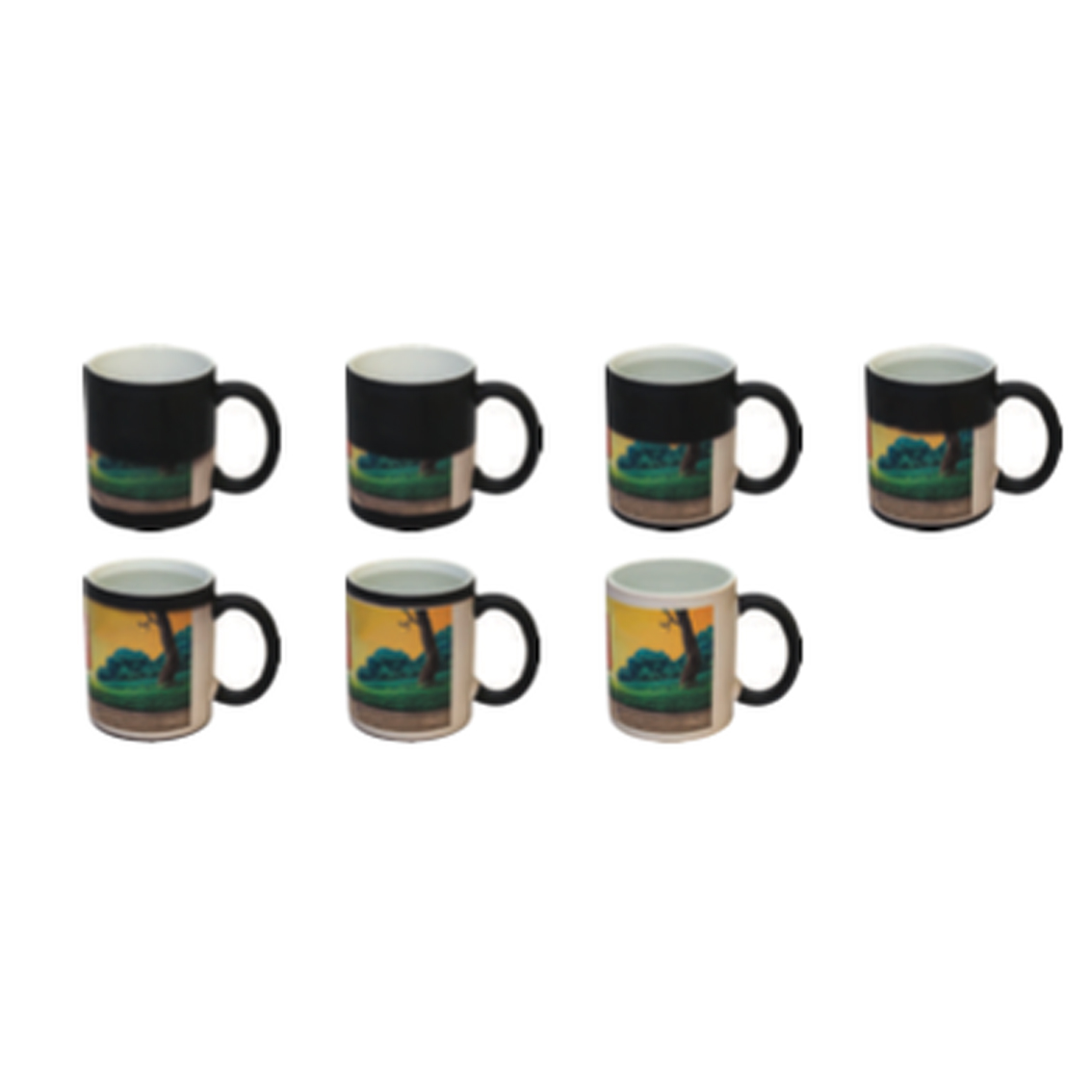 CR0402 Magic Mug w/ Coating, 400 ml 2