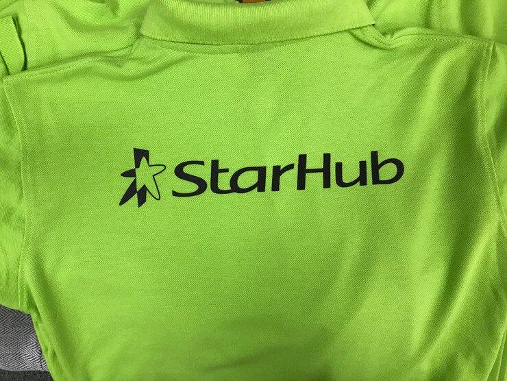 Customized printing with silkscreen logo 1