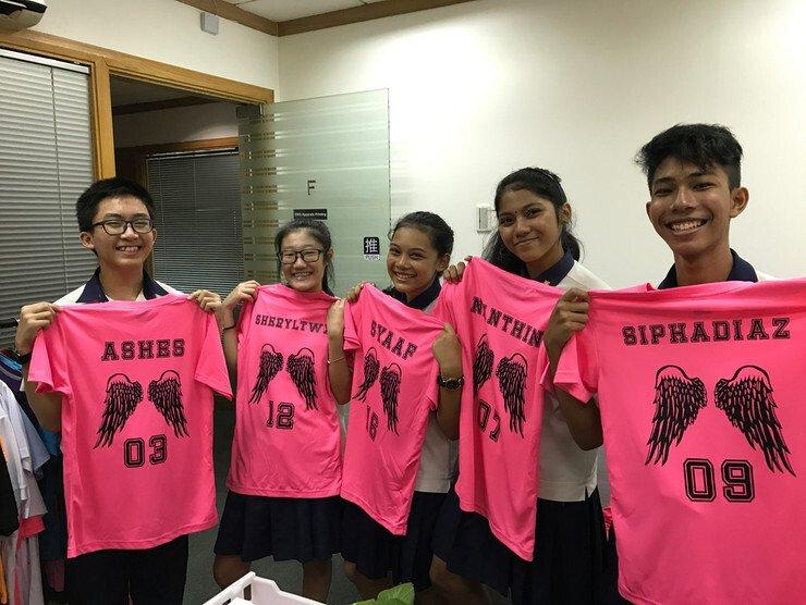 Class t shirt printing! 1