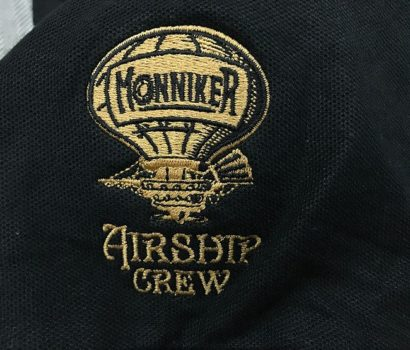 Embroidery logo 7