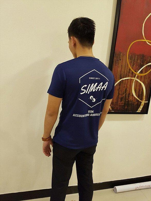 Customized t shirt printing Singapore 1