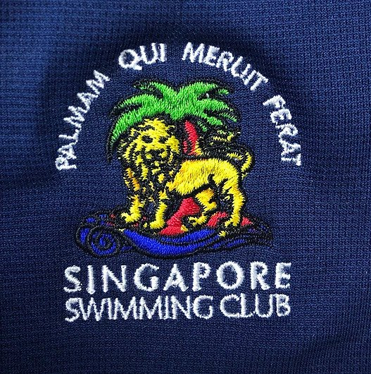 Embroidery Services in Singapore 1