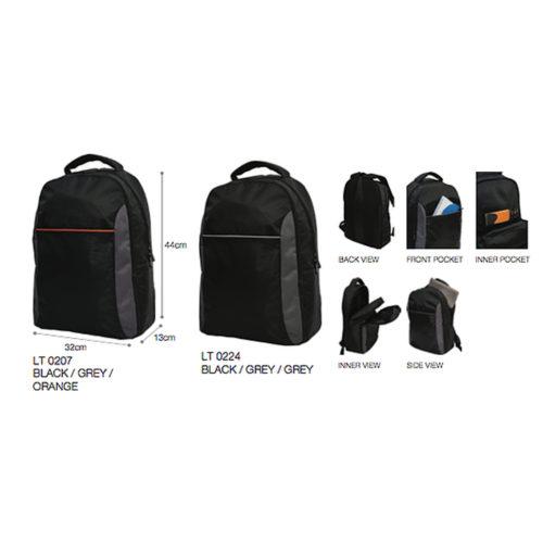 LT02 Nylon 1680D & Nylon Jacquard 1