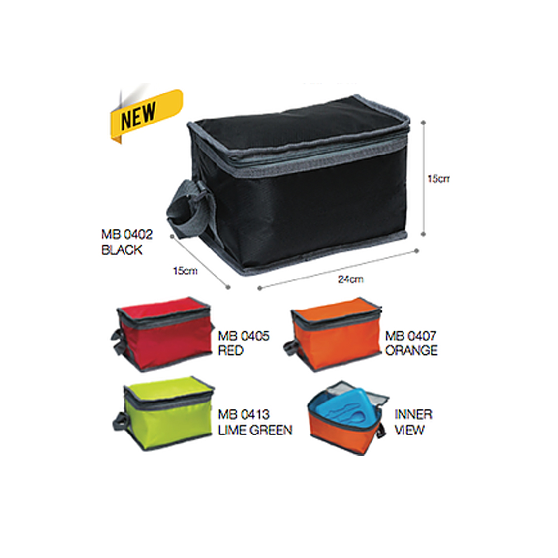 MB04 Ripstop Material (Cooler/Warmer Bag) 4