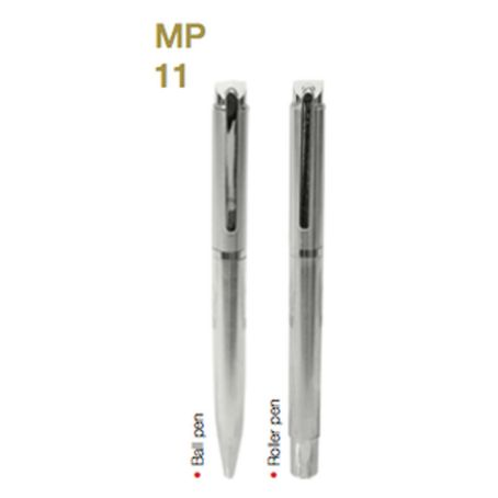MP11 Metal Pen W/ Choice of Roller/Ball Tip 4