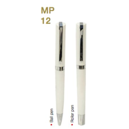 MP12 Metal Pen W/ Choice of Roller/Ball Tip 3