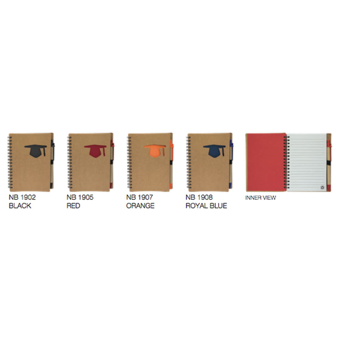 NB19 (70 sheets) OPP Bag 4