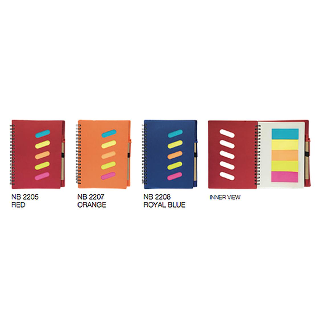 NB22 (70 Sheets) OPP Bag 5