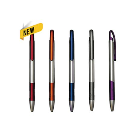 PP60 Plastic Pen w/ Black Ink 1