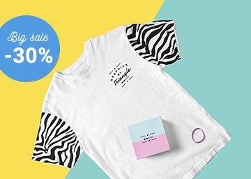 T Shirt Printing Singapore - Buy Online Printing T Shirt at
