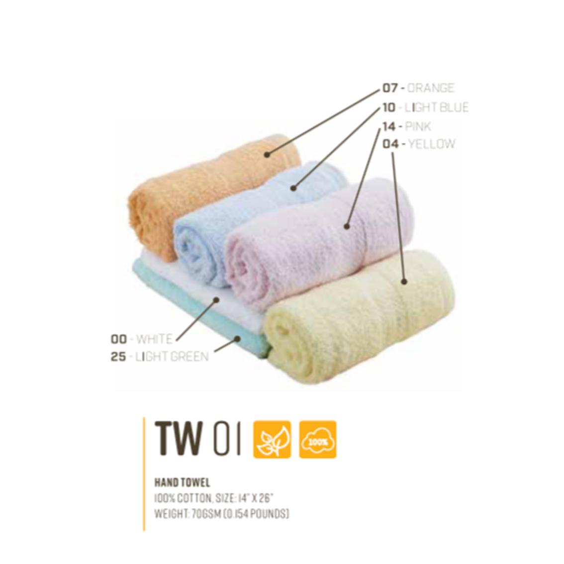 TW01 Hand Towel 4
