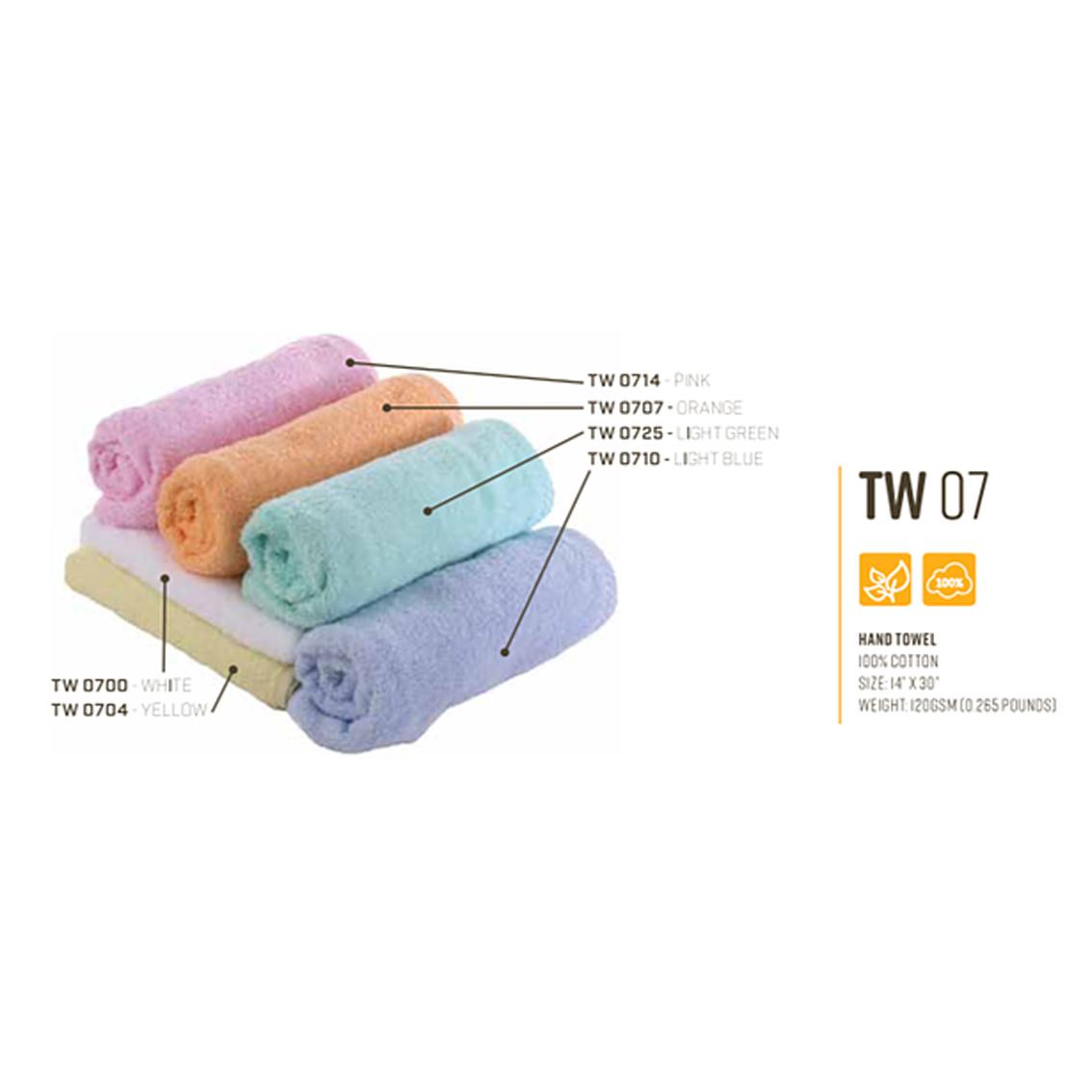 TW07  Hand Towel 3