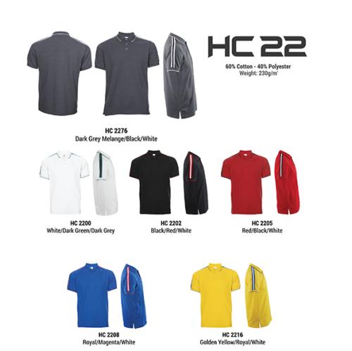 HC22 Honeycomb Polo Shirt 2