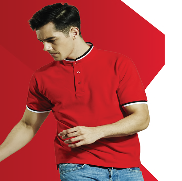 HC23 Honeycomb Polo Shirt 4