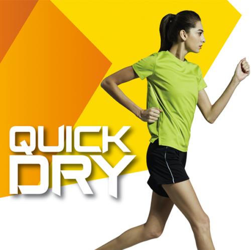 QD15 Quick Dry Fit Roundneck (Ladies) 1