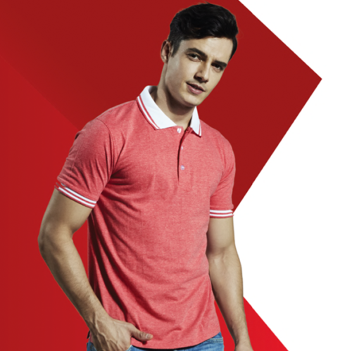 SJ08 Polyester Cotton Polo Shirt 1